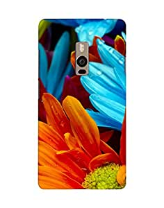 Mobifry Back case cover for One Plus Two Mobile ( Printed design)