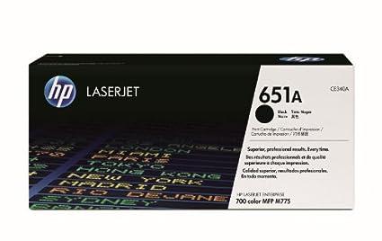 Hewlett Packard HP Toner CE340A noir (ca. 13.500 Pages) - s'adapte LJ 700 M775, LJ Enterprise 700 M775DN, LJ Enterprise 700 M775F, LJ Enterprise 700 M775Z