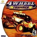 4 Wheel Thunder - Sega Dreamcast