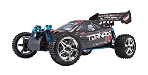 Redcat Racing Tornado S30 Nitro Buggy, Red/1/10 Scale