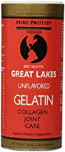 Great Lakes Unflavored Gelatin Kosher 16-Ounce Can Single