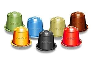Cafe-Cap Capsules VIDA E ESTRELLA - (15 capsules) For Nespresso Machines only