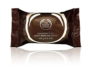 The Body Shop Coconut Soap, 3.5 Ounce from The Body Shop