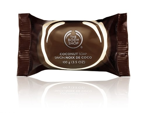 The Body Shop Coconut Soap, 3.5 Ounce