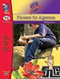 On The Mark Press OTM14170 Flowers for Algernon Lit Link Gr. 7-8