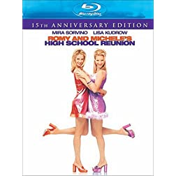 Romy and Michele's High School Reunion (15th Anniversary Edition) [Blu-ray]