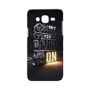 G-STAR Designer 3D Printed Back case cover for Samsung Galaxy J5 - G4996