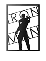 Best Seller Living Decoración Pared Iron Man