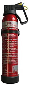 Metro HG 098-00 Car Fire Extinguisher