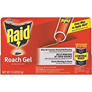 Johnson S C Inc 73794 Roach Gel-1.5OZ ROACH GEL