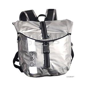 Pacific Outdoor Equipment Crank Commuter Pack (Black, 14 x 5 x 28- Inch)