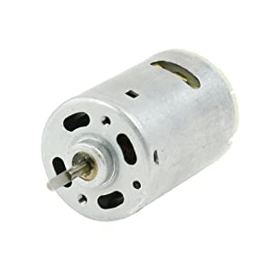 12000RPM 12V 0.6A High Torque Cylinder Magnetic Electric Mini DC Motor by Amico