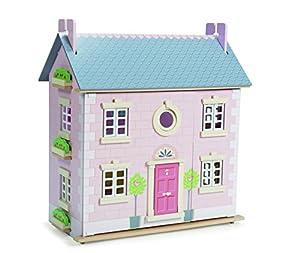 Papo 11107 jouet en bois la maison framboise amazon for Jardin anglais fuu
