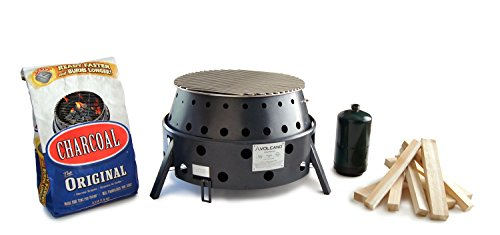 Find Bargain Volcano 3 Collapsible Cook Stove