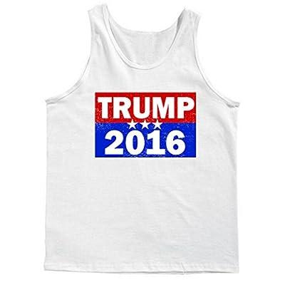Tank Top: Donald Trump 2016