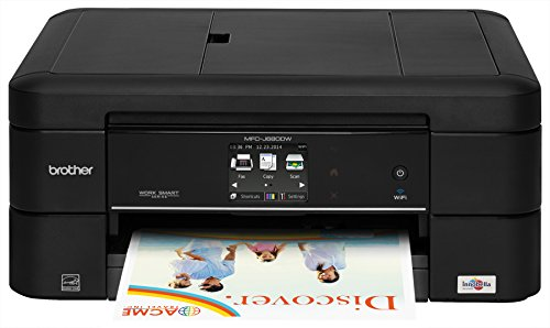 Brother MFC-J680DW Wireless Colour Inkjet Printer 4-in-1 with Touchscreen