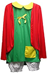 La Chilindrina Costume - Adult Extra Large