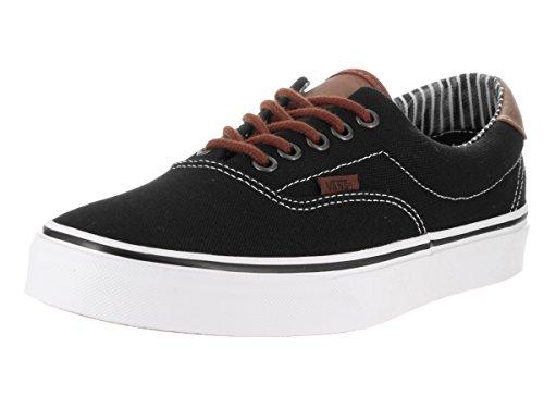 vans-unisex-era-59-cl-black-stripe-denim-skate-shoe-7-men-us-85-women-us
