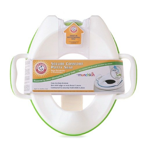 Munchkin Secure Comfort Potty Seat, Colors May Vary