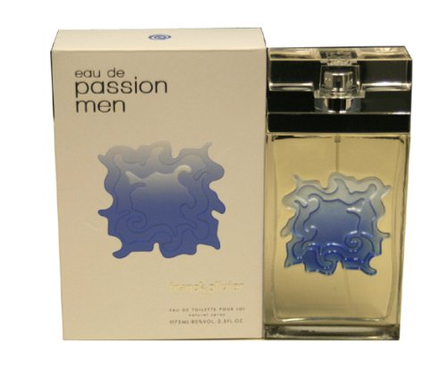 Frank Olivier Eau De Passion By Franck Olivier For Men. Eau De Toilette Spray 2.5 Oz.