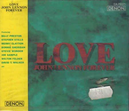 Love: John Lennon Forever