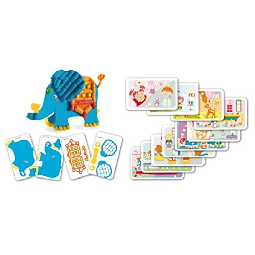 Art Educational Toys : Playmais fun to learn opposites creative arts and crafts