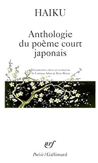 Haiku : anthologie du poème court japonais, Atlan, Corinne (Ed.)