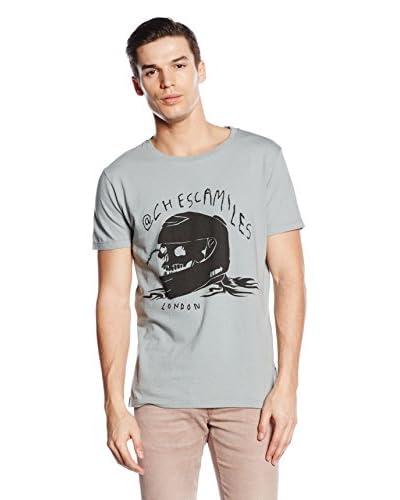 MELTIN'POT Camiseta Manga Corta Abarat Gris