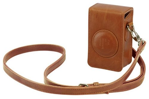 HAKUBA ピクスギア パルク カメラケースS キャメル SPA-CCS-CM