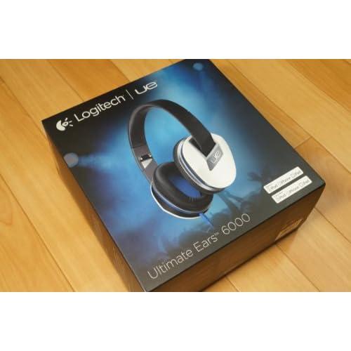 Ultimate Ears UE600 Whiteの写真02。おしゃれなヘッドホンをおすすめ-HEADMAN(ヘッドマン)-