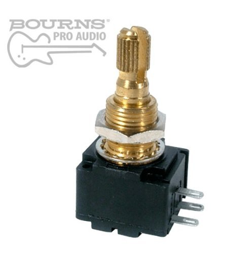 Very cheap guitar amplifiers discount bourns model 95 premium bourns model 95 premium guitar potentiometer 500k linear knurled split shaft review fandeluxe Gallery