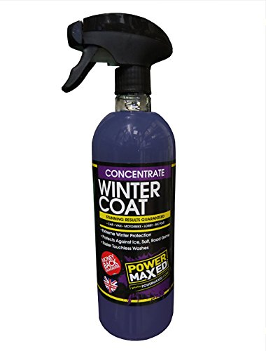 Ford Ka Winter Coat Paint Sealant Protection Water Repellent Car Care Ml