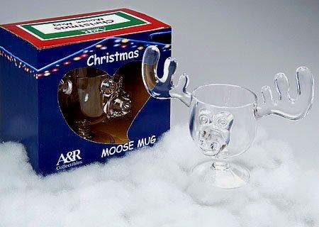 CHRISTMAS VACATION AMERICAN MOOSE MUG