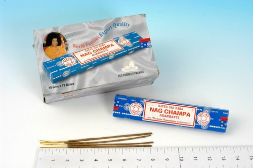 Nag Champa Incence Sticks 12/Case