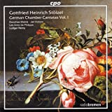 German Chamber Cantatas Vol. 1by Stolzel
