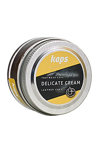Shoe Care Cream, Intensive Leather Care And Nourishing, Kaps Delicate (158 - Air Blue)