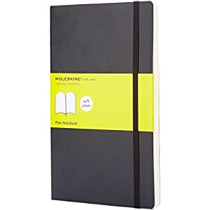 Moleskin Soft Cover Pocket Plain Notebook Moleskine