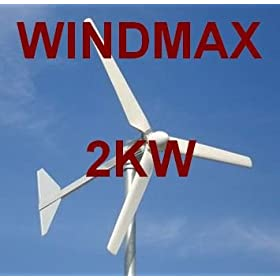 Home Wind Turbine 2kw/48V - wind generator for home use