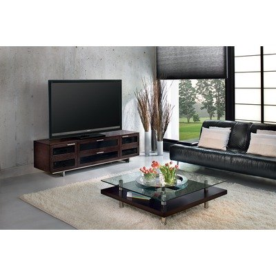 Cheap Avion II 77″ TV Stand in Espresso Stained Oak (8929ESP)