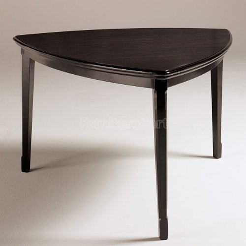 Triangle dining table dining table dining table triangle triangular oak dining table at - Triangle dining table ...