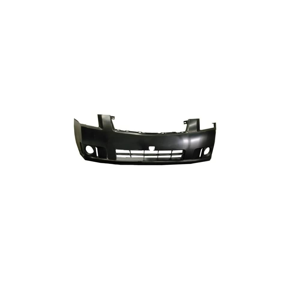OE Replacement Nissan/Datsun Sentra Front Bumper Cover