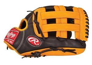 Buy Rawlings Gold Glove Gamer XP 12.75-inch Baseball Glove (Black Orange) by Rawlings