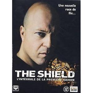 The shield: saison 1 - Coffret 4 DVD [Import belge]