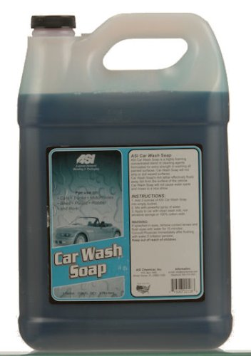 ASI Car Wash Soap - 1 Gallon