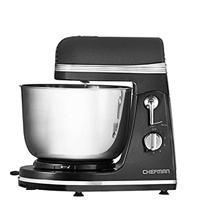 Chefman RJ32-R Legacy Series Power Stand Mixer by Chefman
