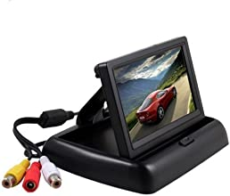 Esky EC170-08 Waterproof Vehicle Car Rear view Backup Camera 170 Degree Viewing Angle