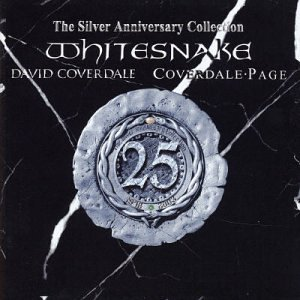 Whitesnake - The Silver Anniversary Collection (Cd1) - Zortam Music