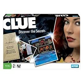 Clue - Reinvented