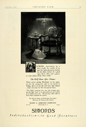 1925-ad-simonds-elgin-co-syracuse-upholstered-occasional-chair-furniture-lamp-original-print-ad