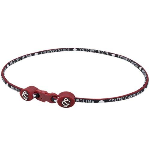 South Carolina Titanium Core Sport Necklace - 21 Inch